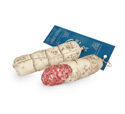 Stanghéta™️ Veronese <br/>Pure Pork Salame <br/>| with Garlic |